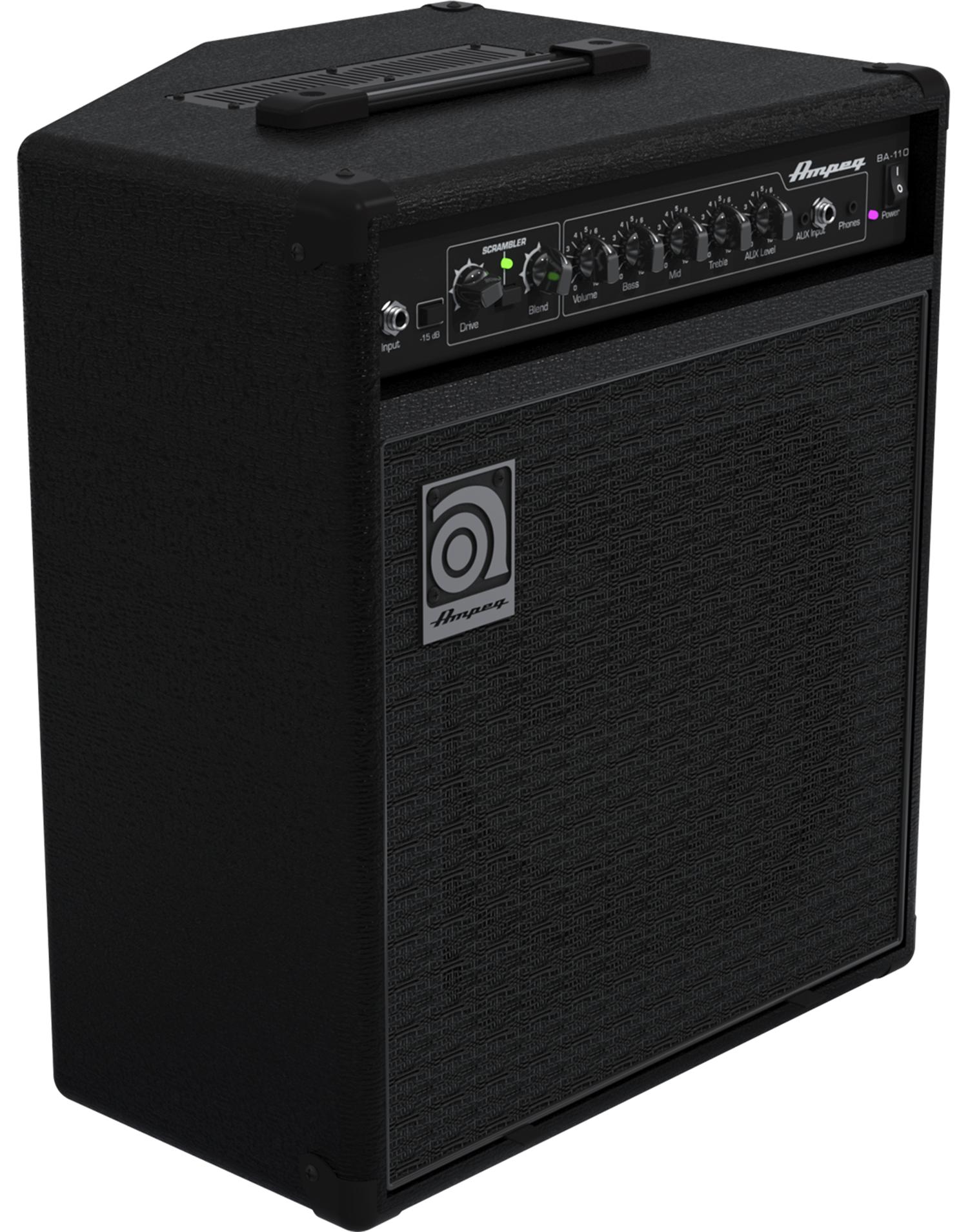 ampeg ba 110 electric bass guitar amp jerry lee 39 s music store. Black Bedroom Furniture Sets. Home Design Ideas