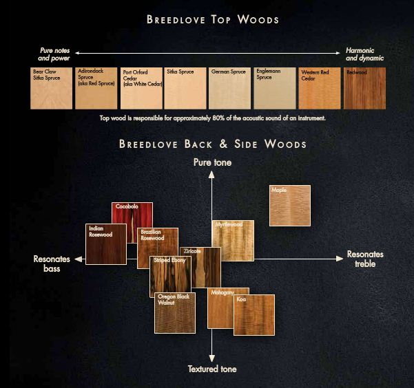 In Search of Sustainable Supply of Tonewoods for Musical Instruments