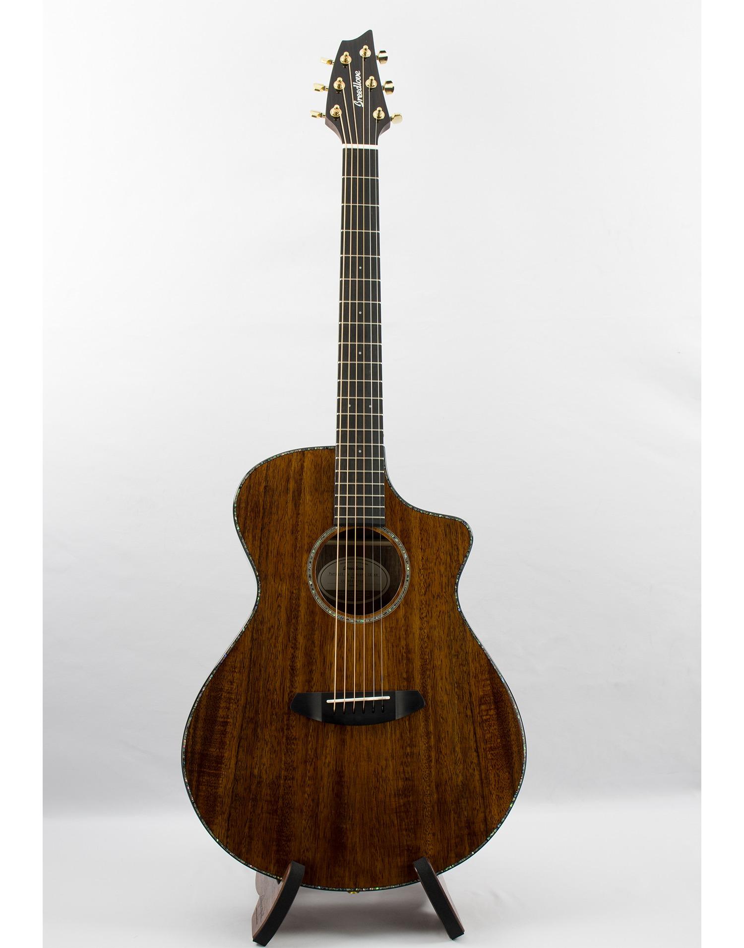 Breedlove Pursuit Concert Ce Acoustic/electric Guitar Musical Instruments & Gear Guitars & Basses